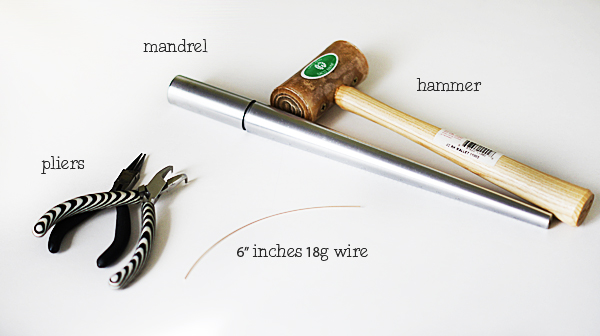 Tools for the Swirl Ring prodject