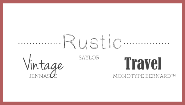 Free Font Friday 3 Rustic Fonts on Best I Images On Pinterest Alphabet Crafts And