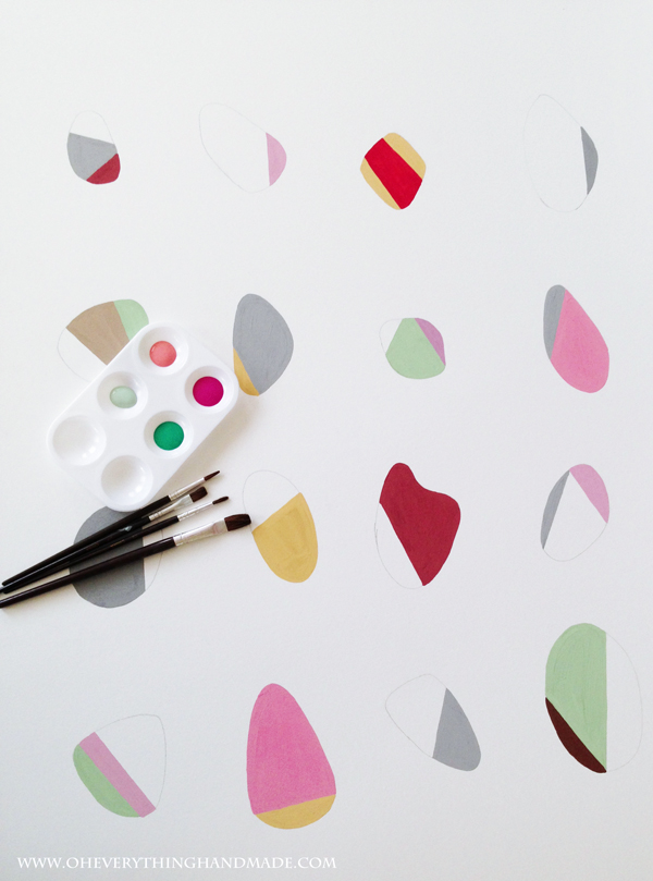 DIY Wall Art by oheverythinghandmade3