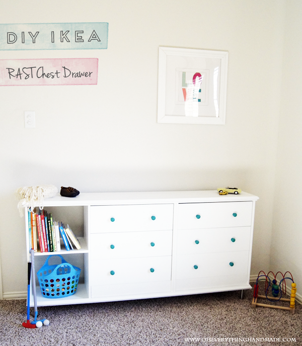IKEA Rast Project 1
