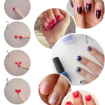 5 easy Valentine's Day Nail Arts