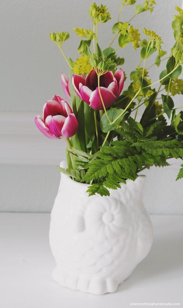 let it be spring. Black Bedroom Furniture Sets. Home Design Ideas