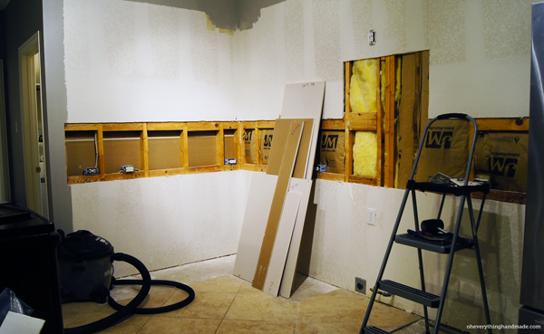 how to hang kitchen cabinets on drywall kitchen how to install drywall 17014