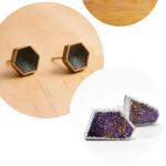 Geometric Earring Tutorials