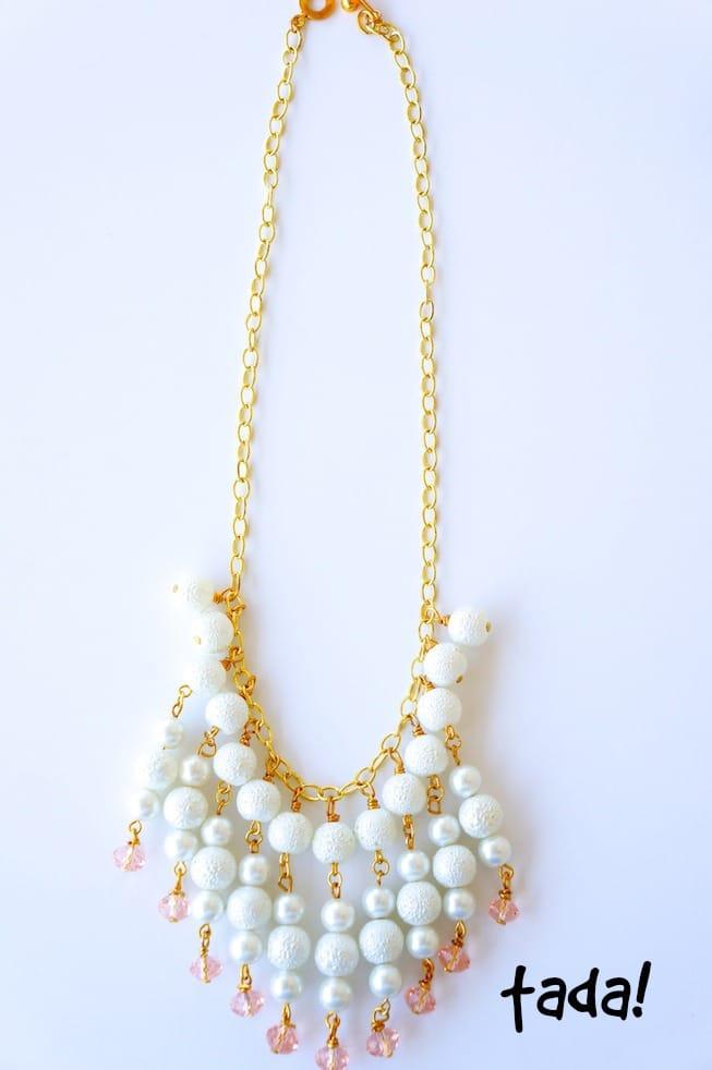 oyindoubara waterfall necklace diy final