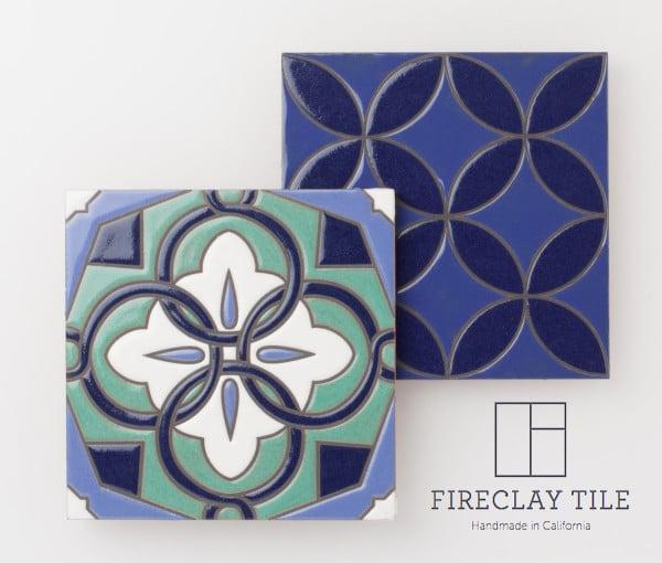 Fireclay Tile 8x8 trivets