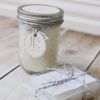 Handmade Soy candle3