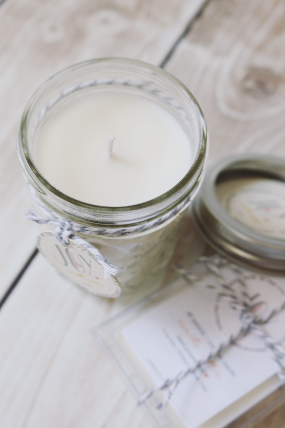 Handmade Soy candle4