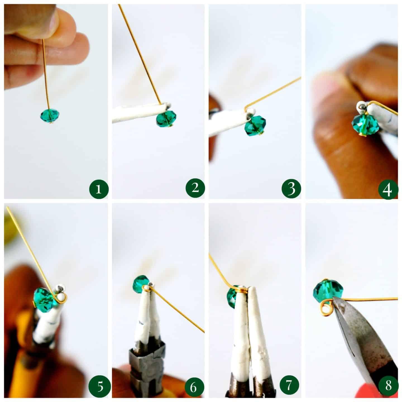 Jewelry DIY - Cluster of Abundance Bracelet