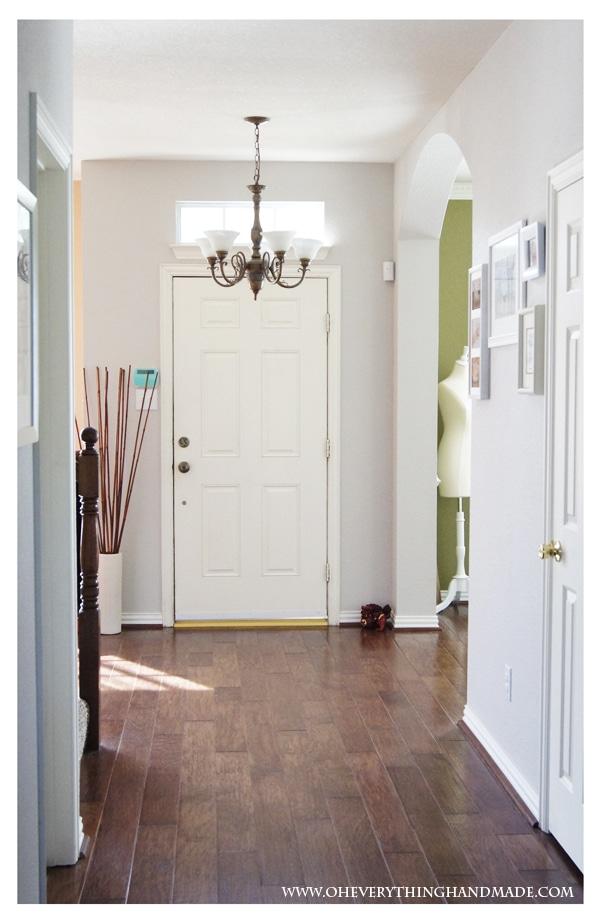Hallway previous