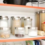 Organized Pantry by Oheverythinghandmade