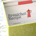Recipe Cards All9