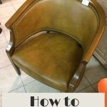DIY // How to Remove old Upholstery