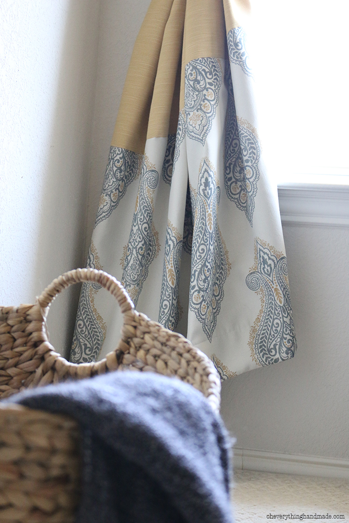 Reveal Bedroom Curtains 187 Oh Everything Handmade