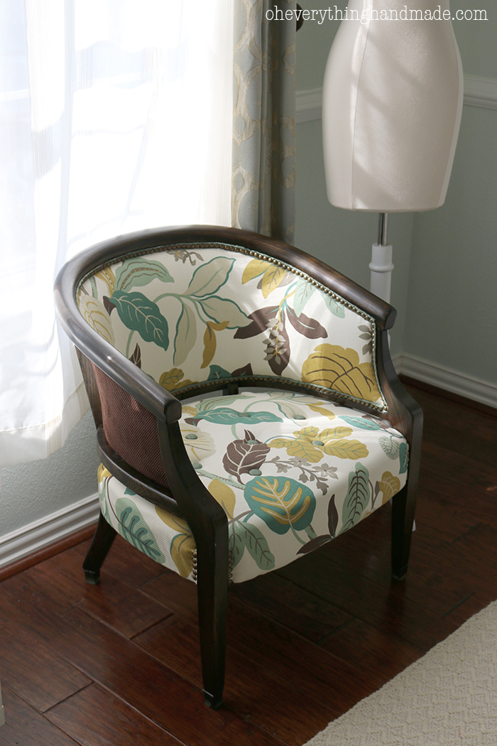 Upholstered Chair2