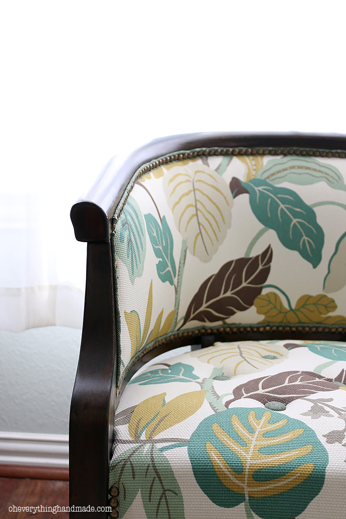 Upholstered Chair7