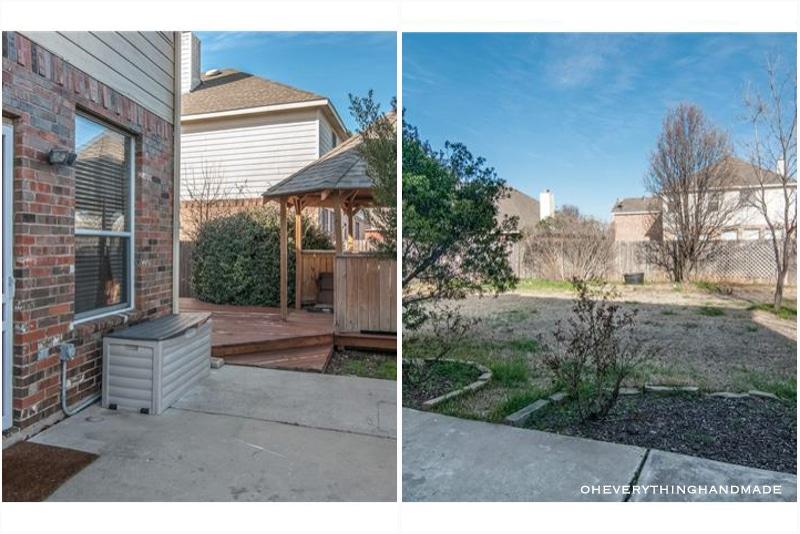 Backyard - After