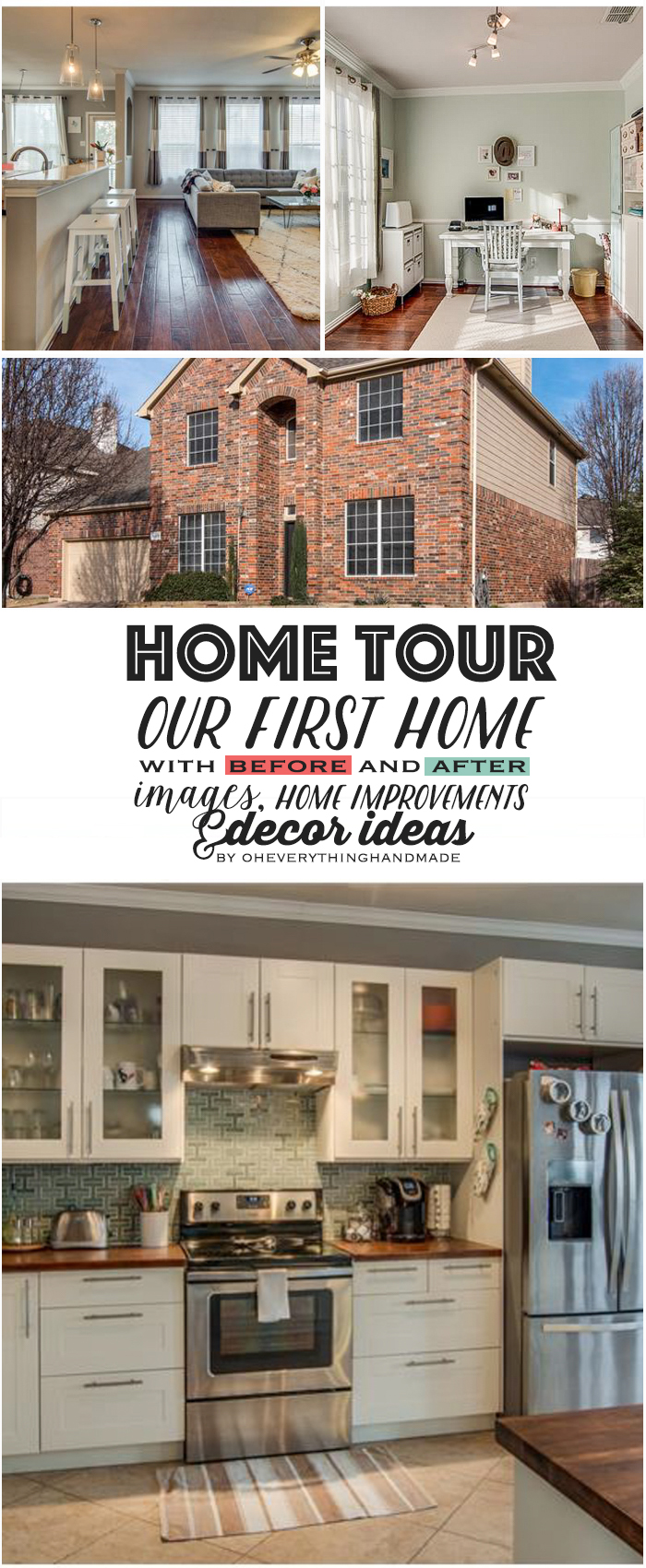 Pinterest 1st House Tour