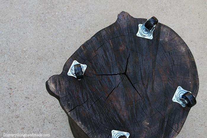 Stump Side table2