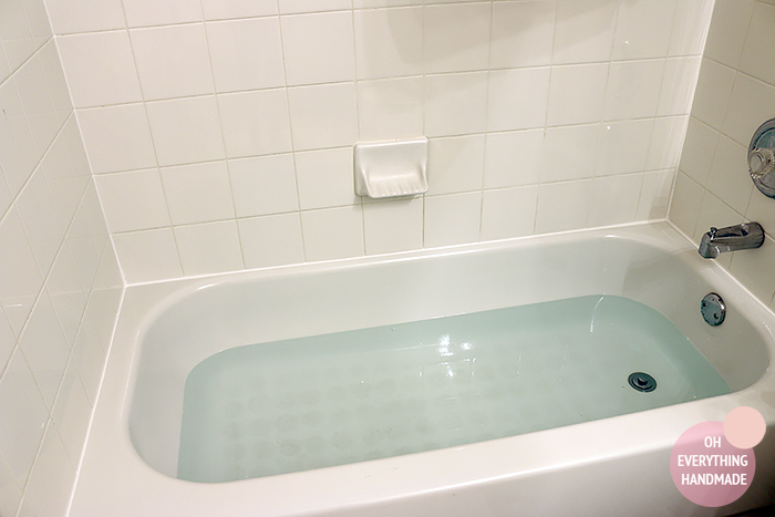 Bathtub Re-Caulking by Oh Everything Handmade6