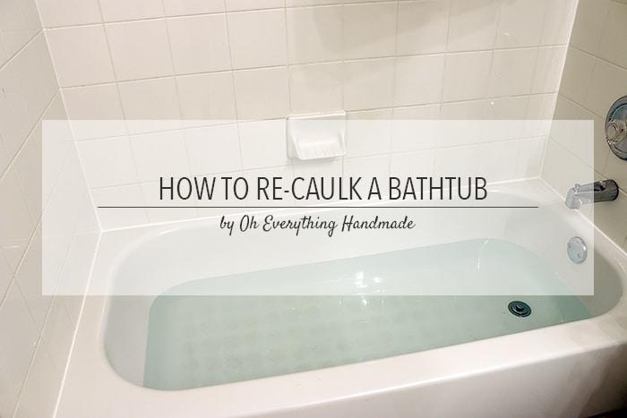 nice re caulk bathtub Part - 4: nice re caulk bathtub pictures