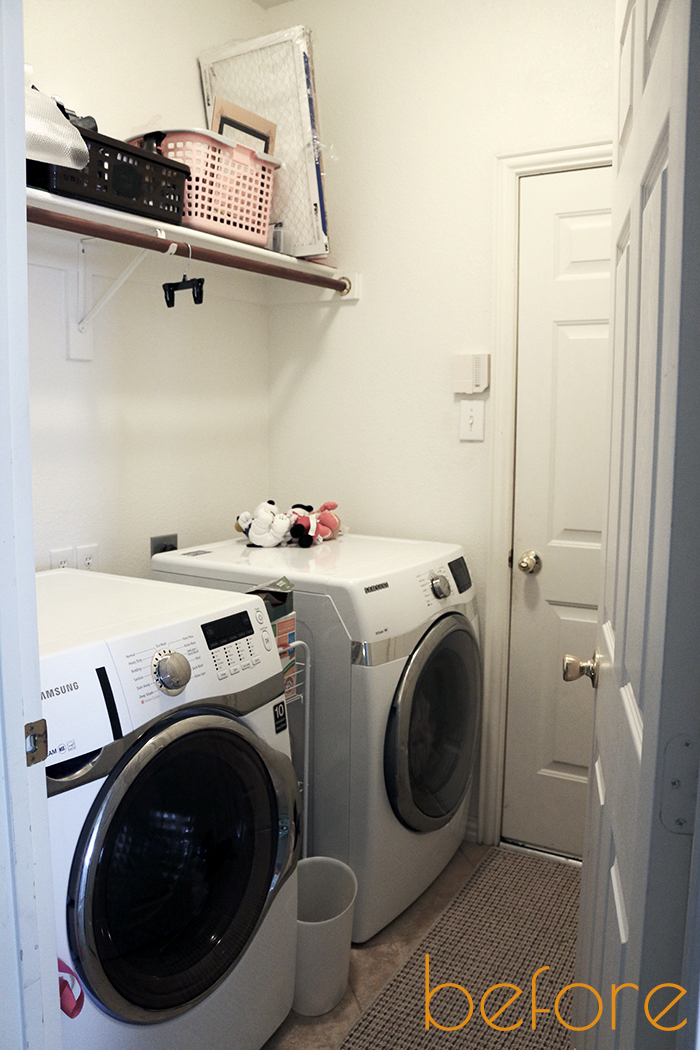 Laundry Room Beforesmall