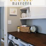 Reveal // Laundry Room Makeover