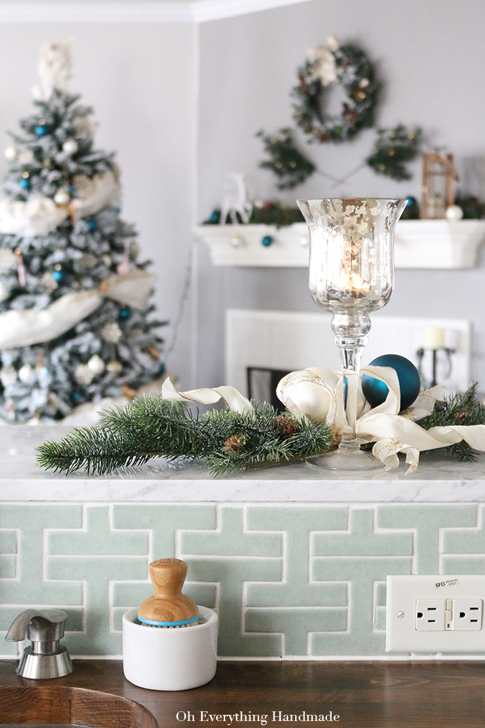 Christmas Home tour by OhEverythingHandmade3