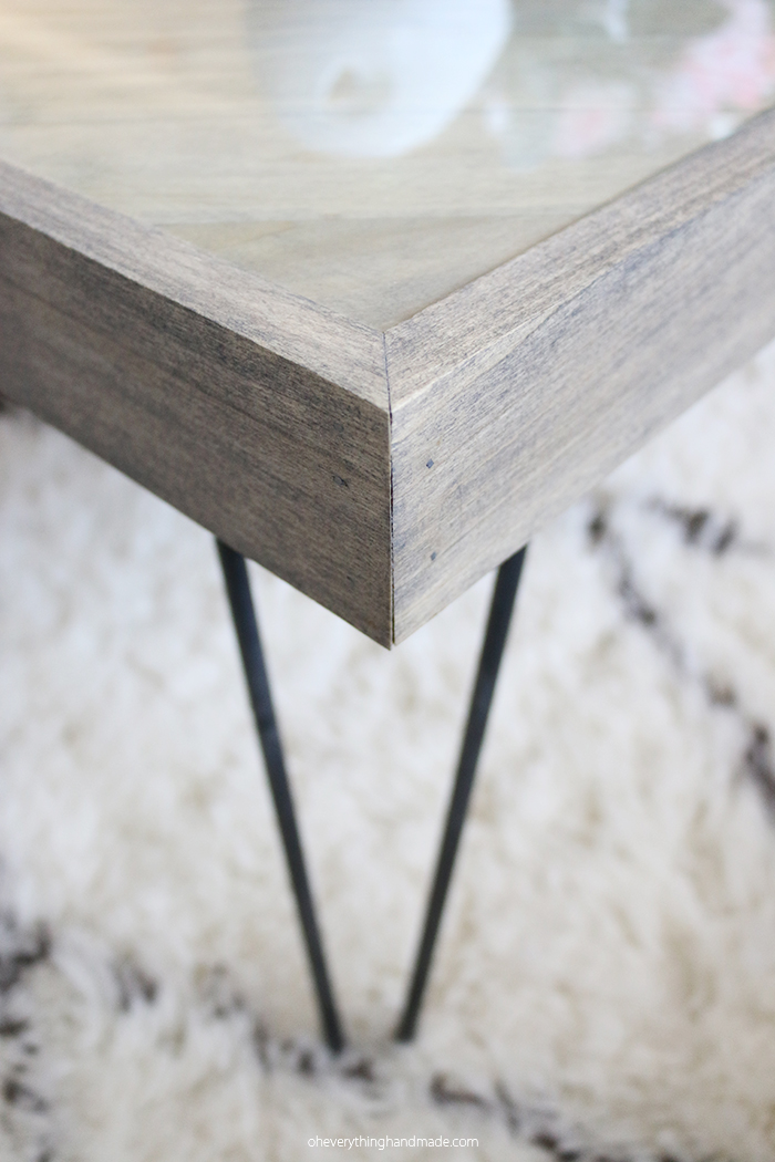 Herringbone Hairpin Coffee Table Legs1