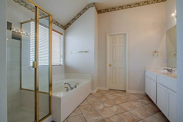 Master Bathroom before House Tour - Part 2