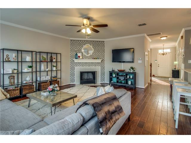 House tour 2015 - Living area