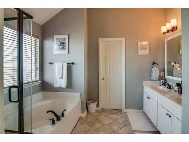 Master Bathroom House Tour - Part 2