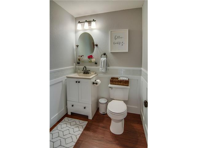 House tour 2015 - Powder room