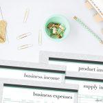 Small Business Tax Kit Printable