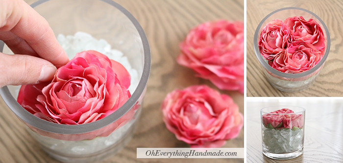 Submersible Floral Ranunculus bundle by OhEverythingHandmade