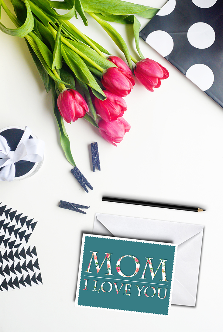 Mothersday Card - feature