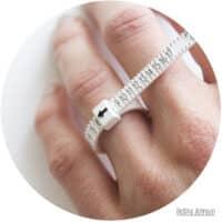 Adjustable Ring sizer