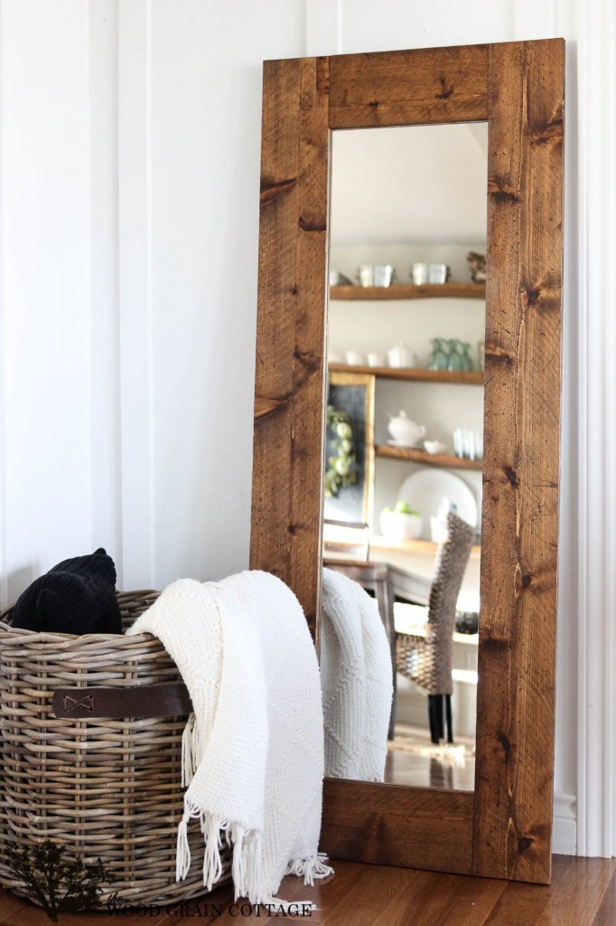 DIY-Frame-Mirror-Perfect-Touch-of-Farmhouse-by-The-Wood-Grain-Cottage-1-682x1024