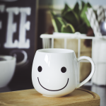 Happy Smile Mug - Smiley face1
