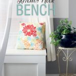 How to build a Kitchen Nook Bench