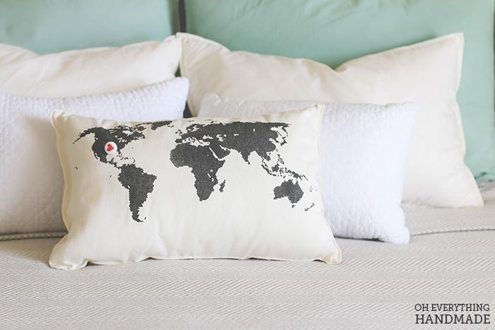 Romantic Bedroom Reveal - UncommonGoods Bedding