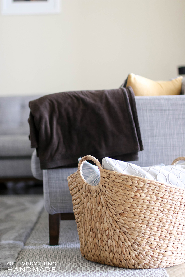 Okinawa Home Tour - Sofa