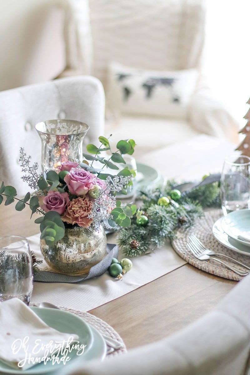 Christmas Table Blog Hop 2015 - oheverythinghandmade 2