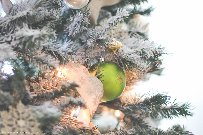 Christmas Tree & Home tour 2015-10
