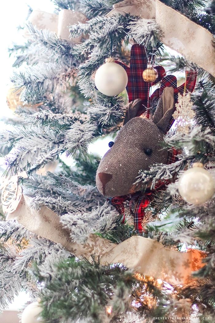Christmas Tree & Home tour 2015-12