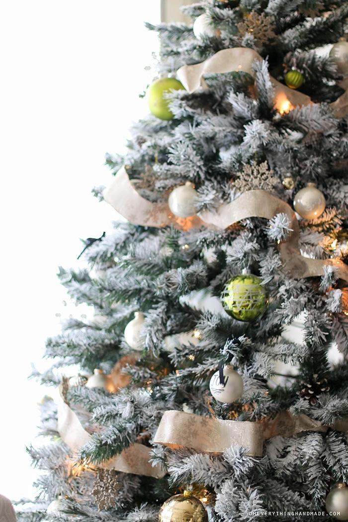 Christmas Tree & Home tour 2015-13