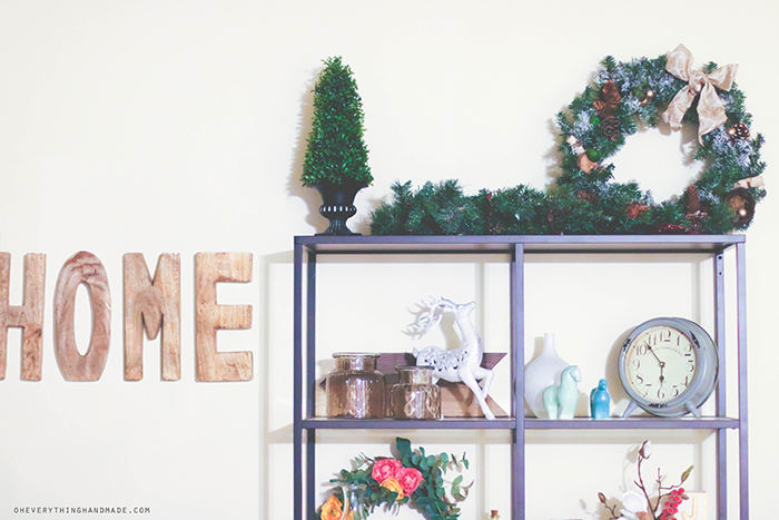 Christmas Tree & Home tour 2015-16