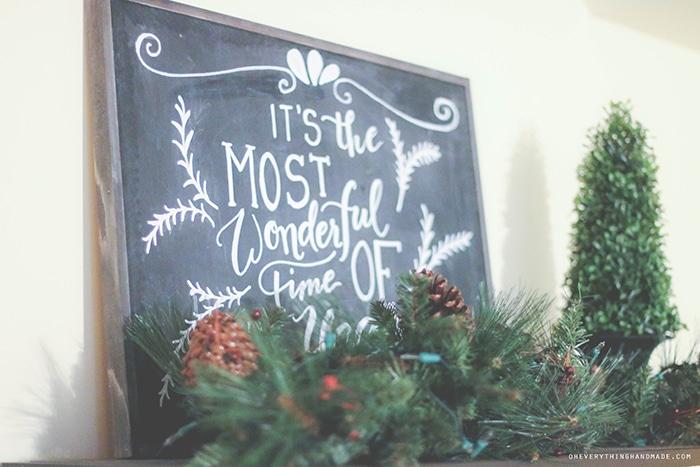 Christmas Tree & Home tour 2015-17
