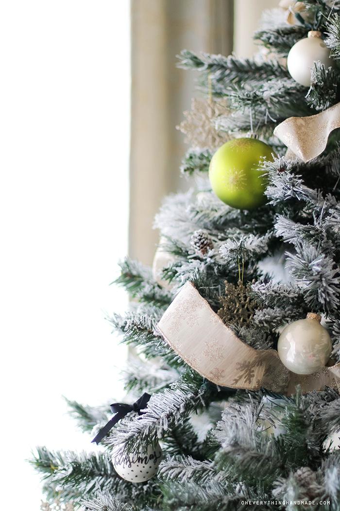Christmas Tree & Home tour 2015-5
