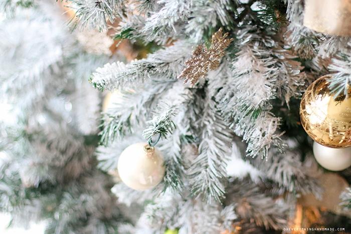 Christmas Tree & Home tour 2015